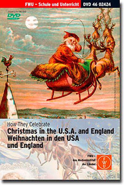 weihnachten in den usa und england christmas in the u s. Black Bedroom Furniture Sets. Home Design Ideas
